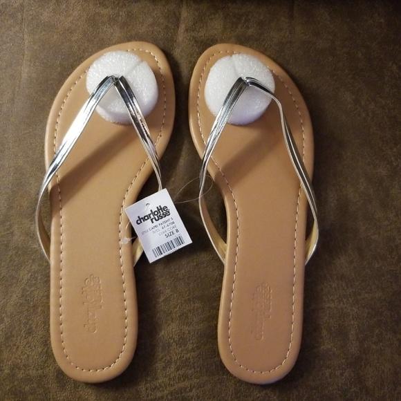 08ceaa29181d Charlotte Russe Flip Flops